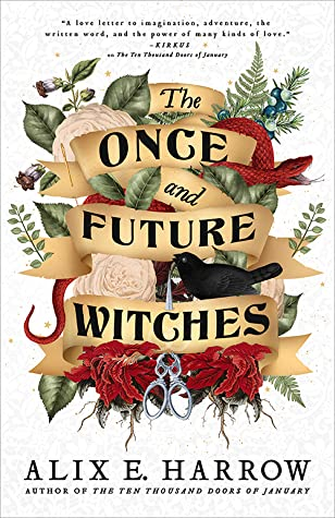 the once and future witches book cover