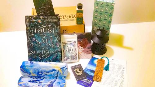 Owlcrate August 2019