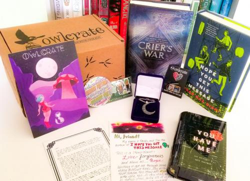 Owlcrate October 2019