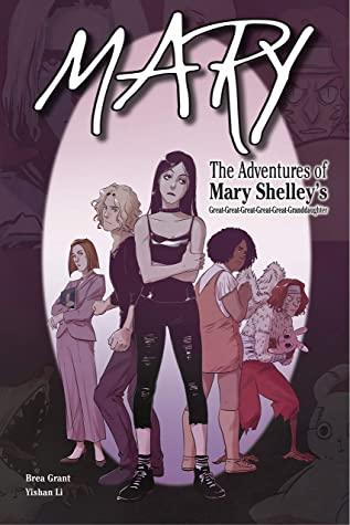 adventures of mary shelley