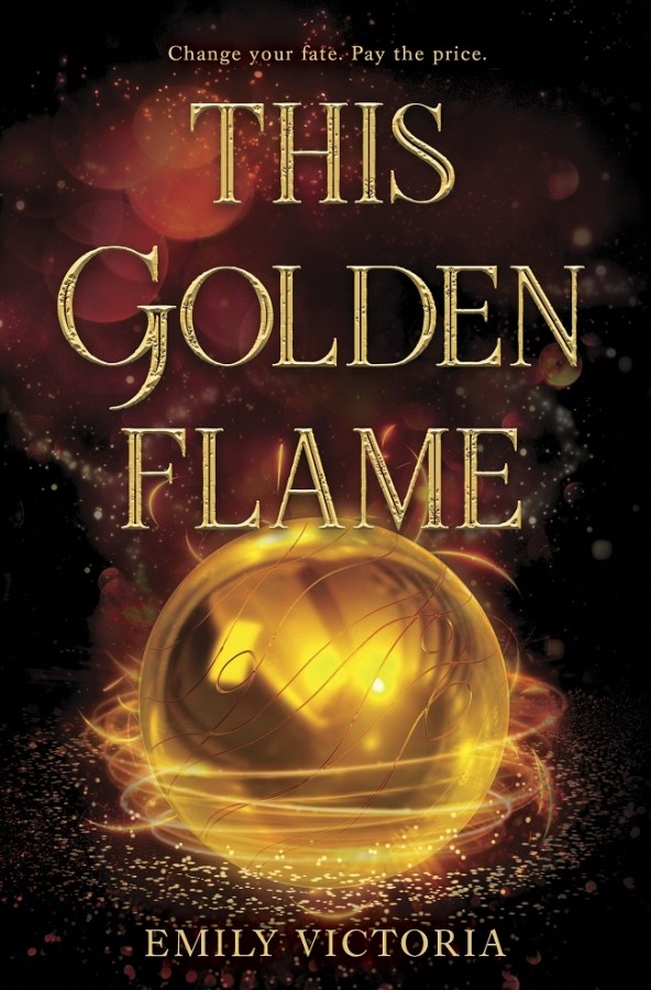 this golden flame cover